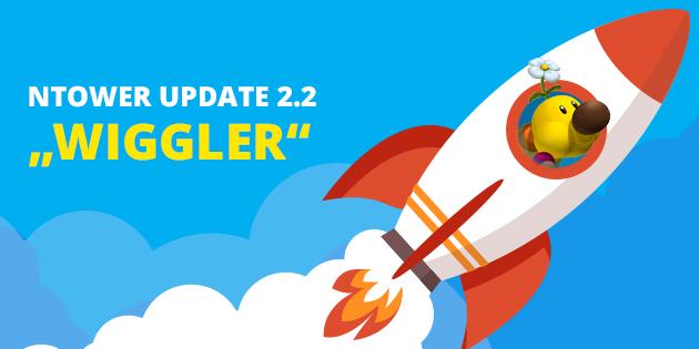 Newsbild zu 10 Jahre // ntower 2.2 - Wiggler: Das Update zum Jubiläum!