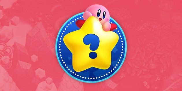 Newsbild zu Kirby-Themenwoche // Quizfragen gesucht: Bastelt mit uns ein Kirby-Quiz
