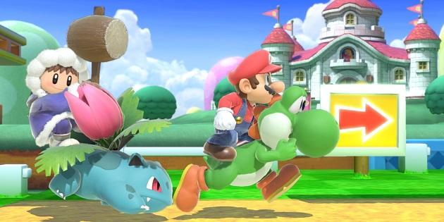 Newsbild zu Super Smash Bros. Ultimate: Masahiro Sakurais Bilder der Woche (KW 5/2020)