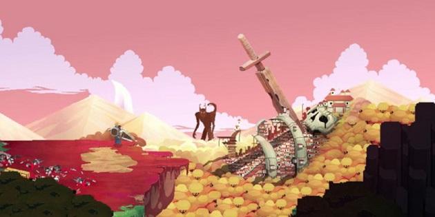 Newsbild zu Top-Down-Abenteuer No Place For Bravery für Nintendo Switch angekündigt
