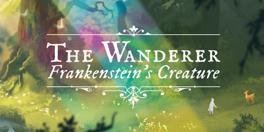 The Wanderer: Frankenstein's Creature - Logo