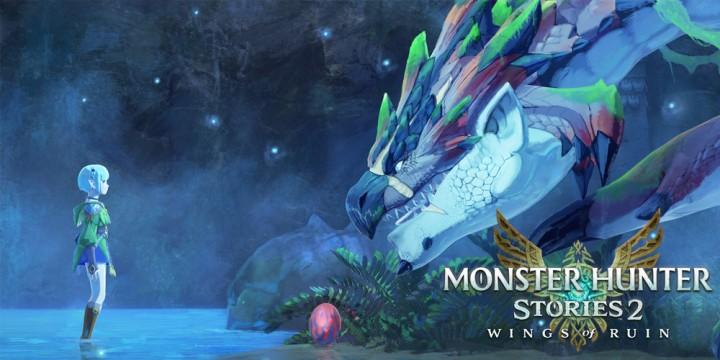 Newsbild zu Die Jagd geht weiter – Monster Hunter Stories 2: Wings of Ruin erreicht die Nintendo Switch nächsten Sommer