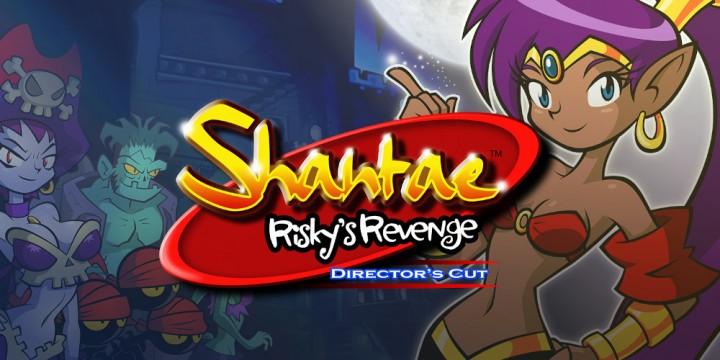 Newsbild zu Shantae: Risky's Revenge - Director's Cut erscheint am 15. Oktober im Nintendo eShop