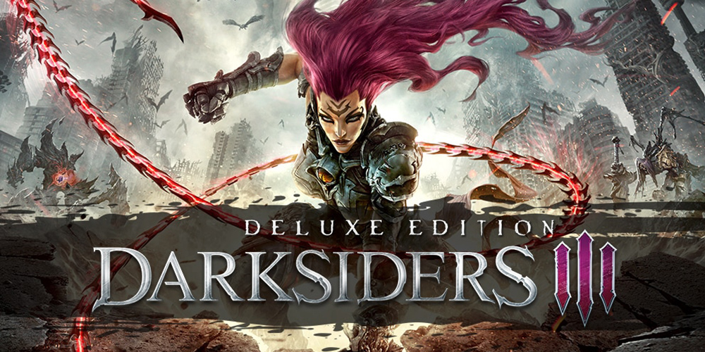Darksiders III - Keyart