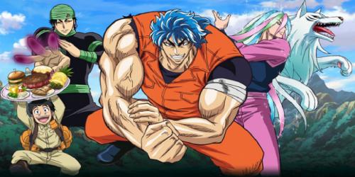 Newsbild zu Aller guten Dinge sind drei: Neues Toriko-Spiel für 3DS angekündigt