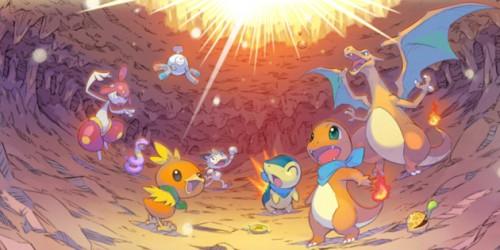 Newsbild zu UK: Pokémon Mystery Dungeon: Retterteam DX landet an der Spitze der Charts