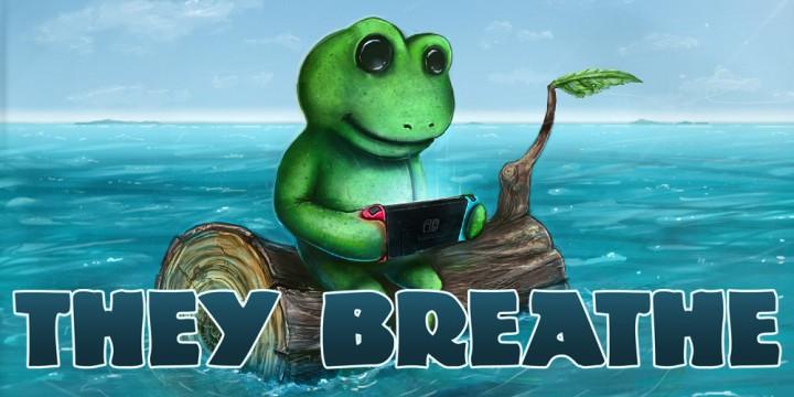 Newsbild zu Surreale Atemnot – They Breathe Remastered strampelt sich auf die Nintendo Switch