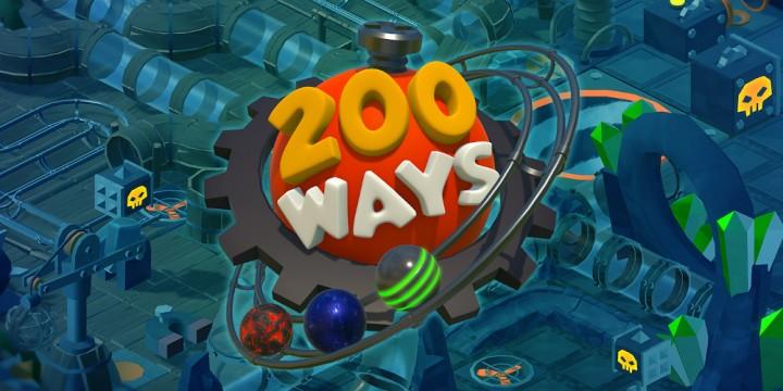 Newsbild zu Viele Wege führen zum Ziel: Puzzle-Spiel Two Hundred Ways erscheint 2021 für PC und Konsolen