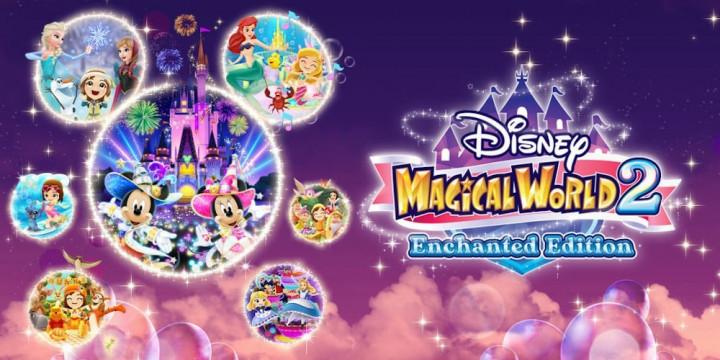 Newsbild zu Disney Magical World 2: Enchanted Edition erscheint am 3. Dezember für die Nintendo Switch