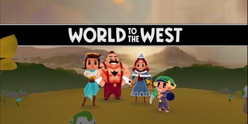 Newsbild zu Eine Welt auch für unterwegs: World to the West könnte für Nintendo Switch erscheinen