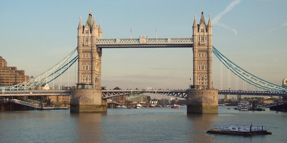 ntower Bridge - UK - United Kingdom - Vereinigtes Königreich