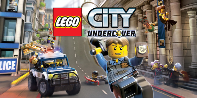 LEGO CITY Undercover: Chase McCain braust im neuen Fahrzeugtrailer über die Straßen