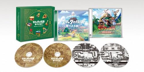Newsbild zu Japan: Soundtrack zu The Legend of Zelda: Link's Awakening wird im März auf CD erscheinen