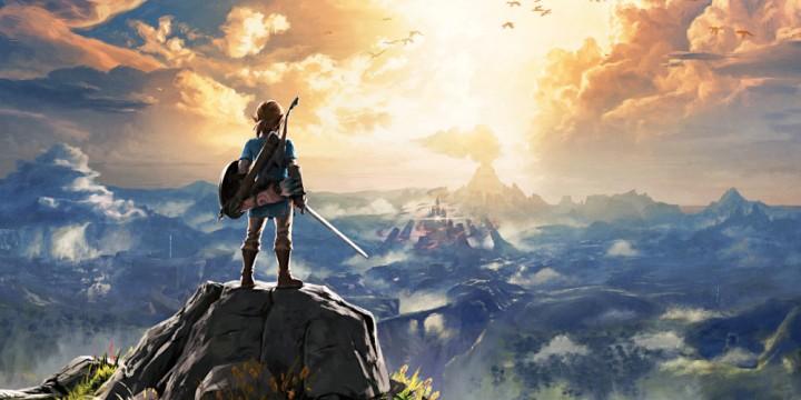 Newsbild zu Irischer Autor nutzt unwissentlich eine The Legend of Zelda: Breath of the Wild-Referenz in seinem neuen Fantasy-Roman