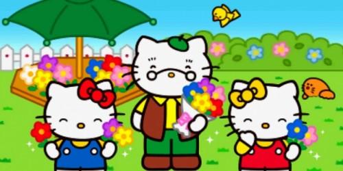 Newsbild zu Hello Kitty kehrt in Hello Kitty Happy Happy Family auf den Nintendo 3DS zurück