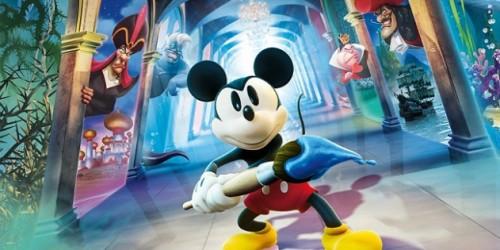 Newsbild zu 3DS-Spieletest: Disney Micky Epic: Macht der Fantasie