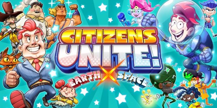 Newsbild zu Citizens Unite!: Earth x Space im Test – 88 Bürger sollt ihr sein