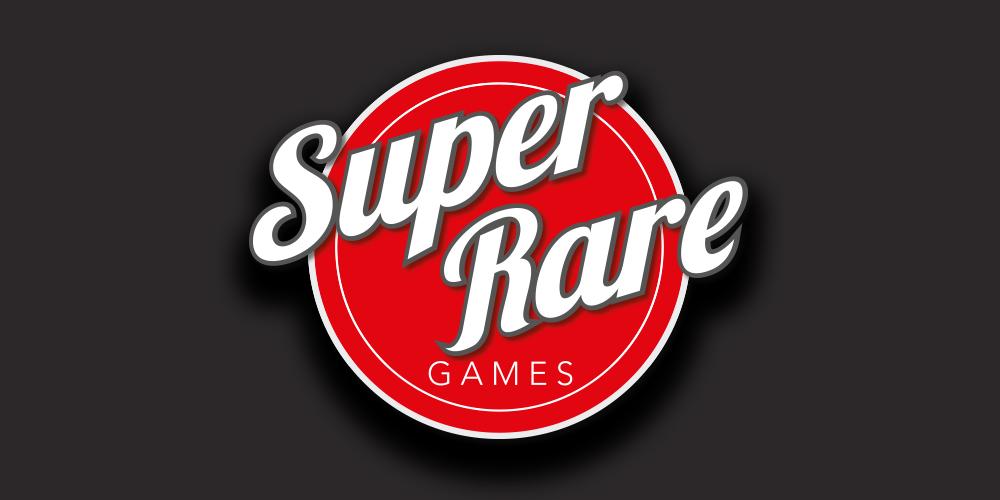 Super Rare Games - Logo