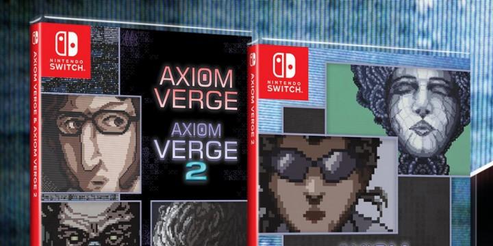 Newsbild zu Physische Collector's Edition von Axiom Verge 1 und 2 bald bei Limited Run Games vorbestellbar
