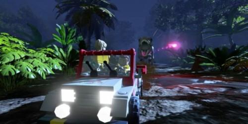 Newsbild zu LEGO Jurassic World soll nächste Woche im Wii U eShop erscheinen