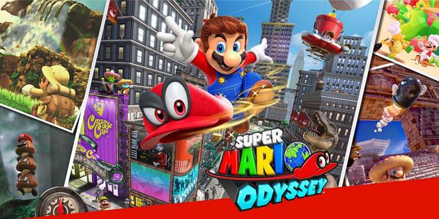 Newsbild zu Ein Meisterwerk - Das EDGE-Magazin gibt Super Mario Odyssey die Höchstwertung