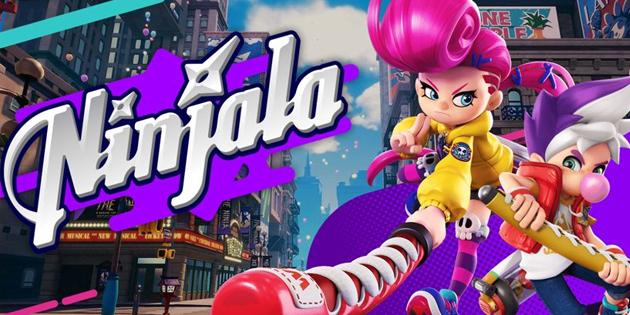 Newsbild zu Ninjala: Neuer Gameplay-Trailer und 10-minütiger Animationsfilm veröffentlicht