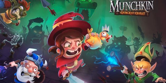 Newsbild zu Nintendo Switch-Spieletest: Munchkin: Quacked Quest