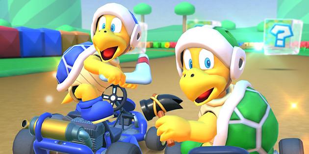Newsbild zu Die Hammer-Bruder-Tour-Saison in Mario Kart Tour ist gestartet – Geschenke und mehr finden ihren Weg ins Spiel