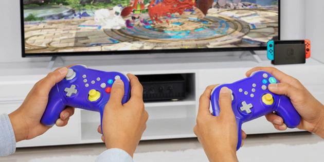 Newsbild zu Neuzeit trifft auf Retro: Kickstarter-Kampagne für nostalgischen Nintendo Switch-Controller gestartet