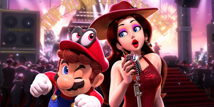 Newsbild zu Jetzt vorbestellen: The Art of Super Mario Odyssey