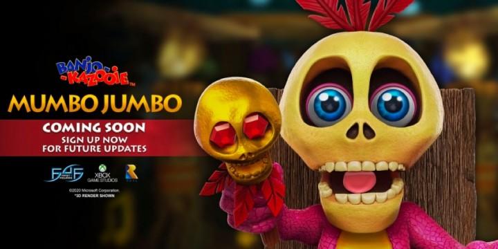 Newsbild zu Schamane Mumbo Jumbo aus Banjo Kazooie erhält First 4 Figures-Umsetzung
