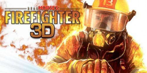 Newsbild zu Real Horses: Firefighter 3D erscheint für Nintendo 3DS [PM]