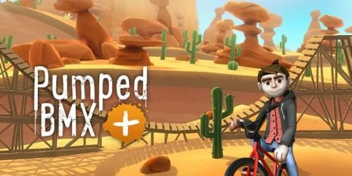 Newsbild zu Wii U eShop-Spieletest: Pumped BMX+