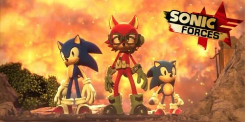 "Newsbild zu Sonic Forces erhält Original Soundtrack-Schallplatten: ""The Vinyl Cutz"""