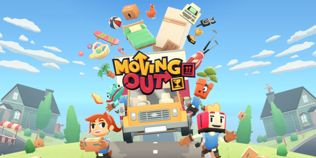 Newsbild zu Nintendo Switch-Spieletest: Moving Out
