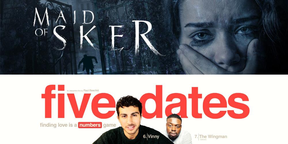 Maid of Sker / Five Dates
