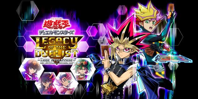 Newsbild zu Neues Update für Yu-Gi-Oh! Legacy of the Duelist: Link Evolution angekündigt