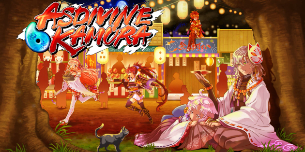 Newsbild zu Kemco kündigt das japanische Rollenspiel Asdivine Kamura für die Nintendo Switch an