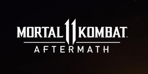 Newsbild zu Mortal Kombat 11: Aftermath erweitert das Grundspiel um neue Zusatzinhalte