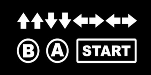 Newsbild zu Der Konami-Code ist in der Modewelt angekommen
