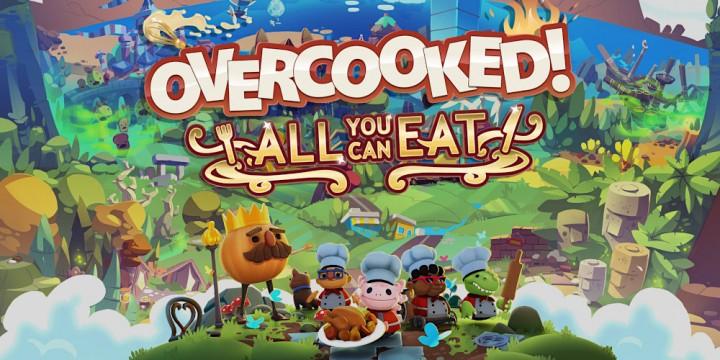 Newsbild zu Overcooked! All You Can Eat – Komplettpaket der kulinarischen Spieleserie erscheint für PlayStation 5 und Xbox Series X