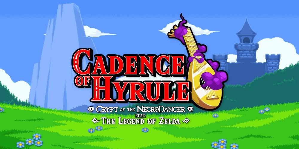 Cadence of Hyrule - Logo