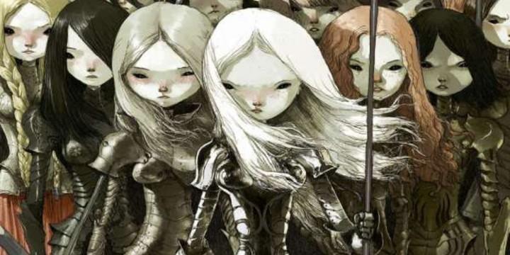 Newsbild zu Wasserschlangen in unserer Graphic-Novel-Rezension
