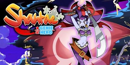 Newsbild zu Kostenloses Update für Shantae: Half-Genie Hero jetzt verfügbar – Neuer Modus und neue Verwandlung hinzugefügt