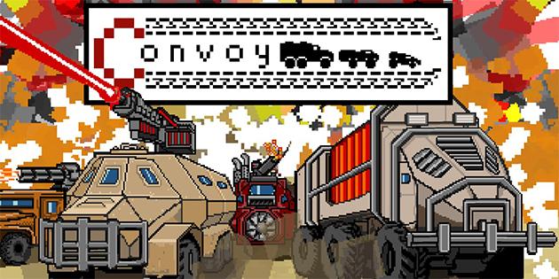 Newsbild zu Convoy: A Tactical Roguelike erscheint im April für die Nintendo Switch
