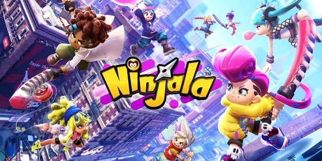Newsbild zu Videoreihe führt euch in die Grundlagen von Ninjala ein