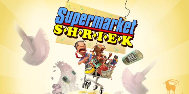 Newsbild zu Supermarket Shriek lässt euch auf der Nintendo Switch bald durch den Laden rasen