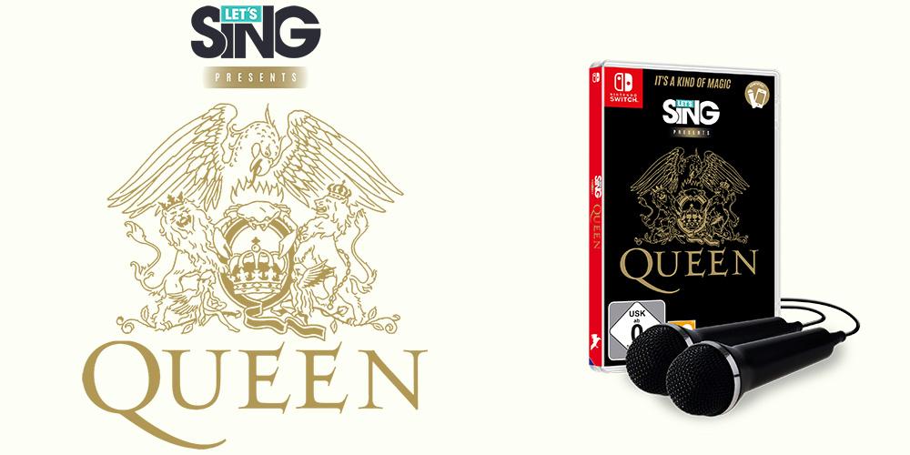 Let's Sing presents Queen