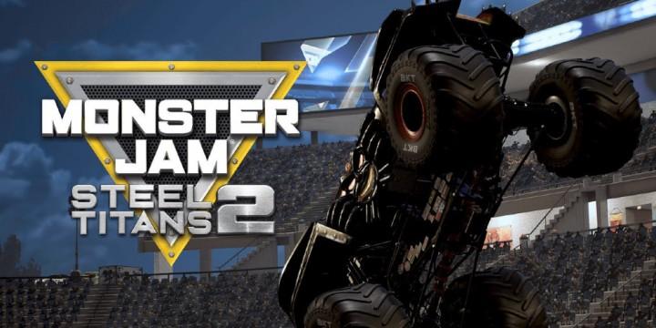 Newsbild zu Mehr als eine Spazierfahrt: Monster Jam Steel Titans 2 erscheint im März für die Nintendo Switch