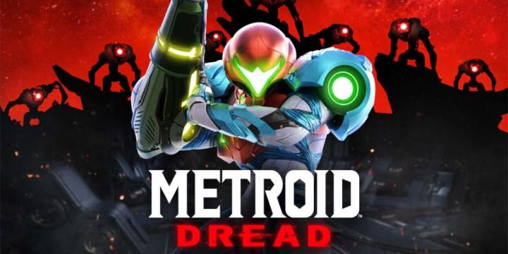 Newsbild zu Bethesda ehrt den erfolgreichen Start von Metroid Dread mit einem neuen Artwork zu DOOM